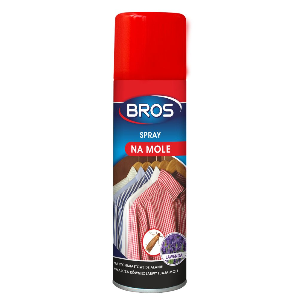 Spray na mole 150 ml - lawendowy
